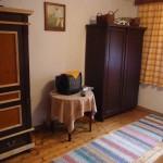 Obývačka - TV a skrine