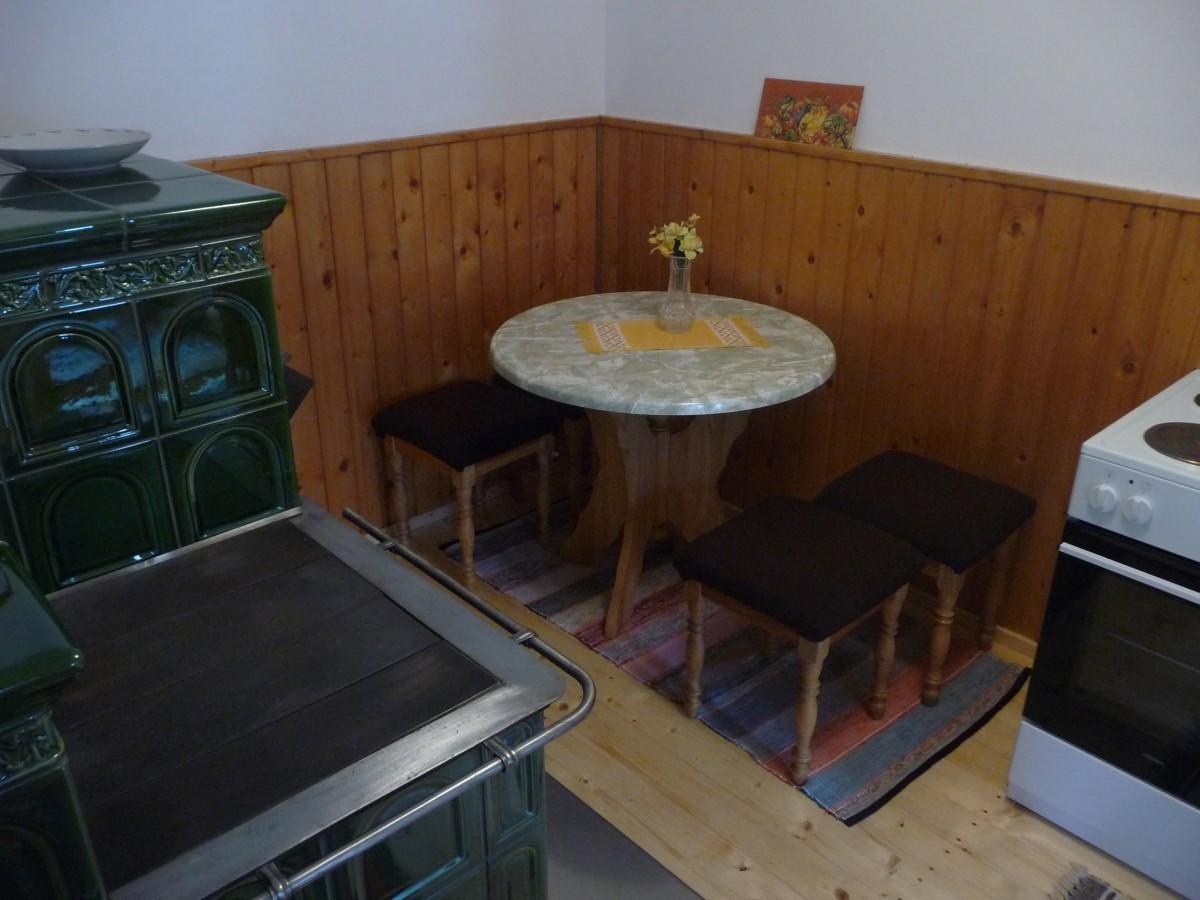 Kuchyňa s pecou